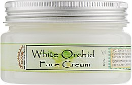 "Духи, Парфюмерия, косметика Крем для лица ""Белая орхидея"" - Lemongrass House White Orchid Face Cream"