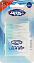 Парфумерія, косметика Міжзубні щітки - Beauty Formulas Active Oral Care Interdental Soft Brushes