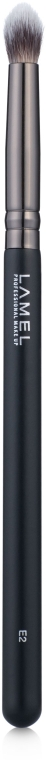 Кисть для теней средняя - Lamel Professional Eye Shader Brush Medium