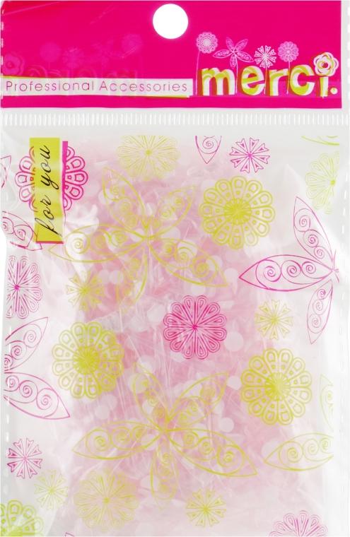 Шапочка для душа, MB2260, розовая - Merci