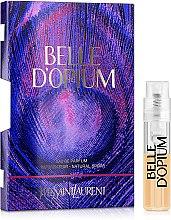 Духи, Парфюмерия, косметика Yves Saint Laurent Belle d`Opium - Парфюмированная вода (пробник)