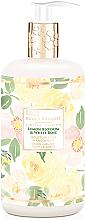 Духи, Парфюмерия, косметика Жидкое мыло для рук - Baylis & Harding Royal Bouquet Lemon Blossom & White Rose Hand Wash