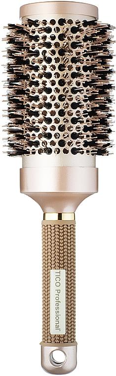Термобраш, 600127, D53 мм, золотой - Tico Professional
