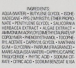 Аква-молочко для снятия макияжа с защитой от загрязнений окружающей среды - Chanel Le Lait Fraicheur D'eau (пробник) — фото N4