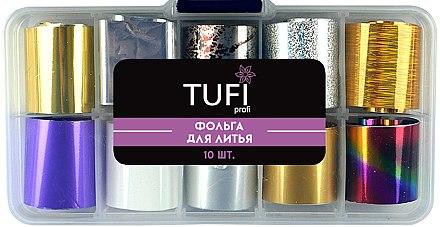 Фольга для литья в боксе - Tufi Profi
