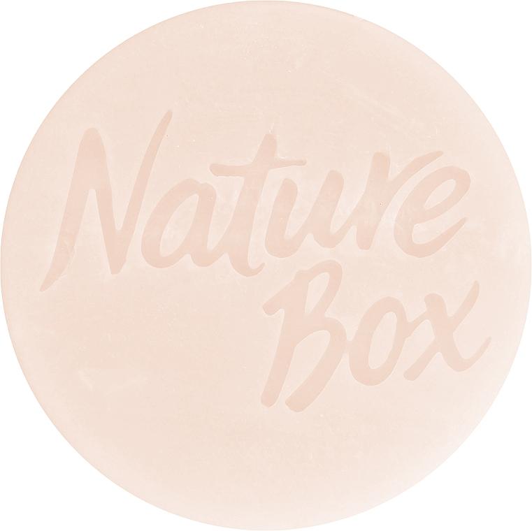 Твердый шампунь для волос - Nature Box Shampoo Bar Almond Oil