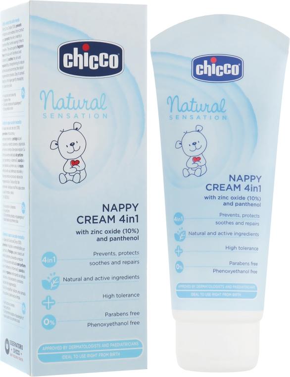 Крем защитный 4в1 - Chicco Natural Sensation Cream