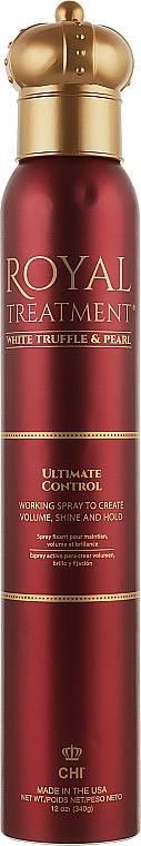 Быстросохнущий лак для придания объема - CHI Farouk Royal Treatment by CHI Ultimate Control