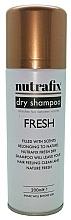 Духи, Парфюмерия, косметика Освежающий сухой шампунь для волос - Nutrafix Fresh Dry Shampoo