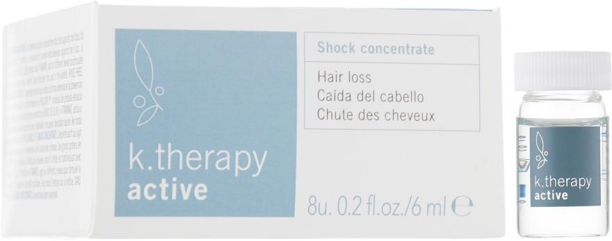 Концентрат интенсивного действия против выпадения волос - Lakme K.Therapy Active Shock Concentrate