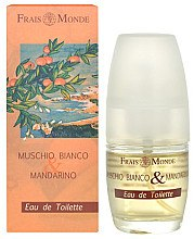Духи, Парфюмерия, косметика Frais Monde White Musk And Mandarin Orange - Туалетная вода