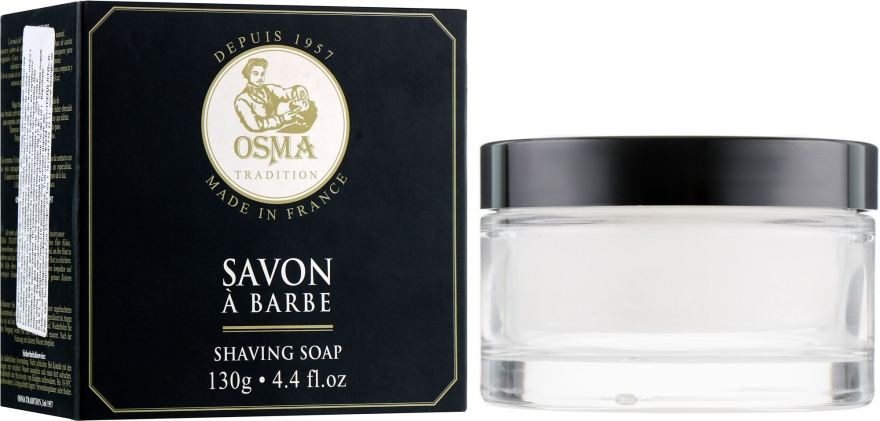 Мыло для бритья - OSMA Tradithion Shaving Soap