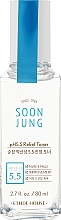 Духи, Парфюмерия, косметика Успокаивающий тонер для лица - Etude House Soon Jung PH 5.5 Relief Toner (тестер)