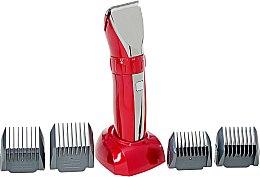 Духи, Парфюмерия, косметика Триммер для стрижки, аккумуляторный, красный - Original Best Buy Manual Professional CEOX Cordless Clippers