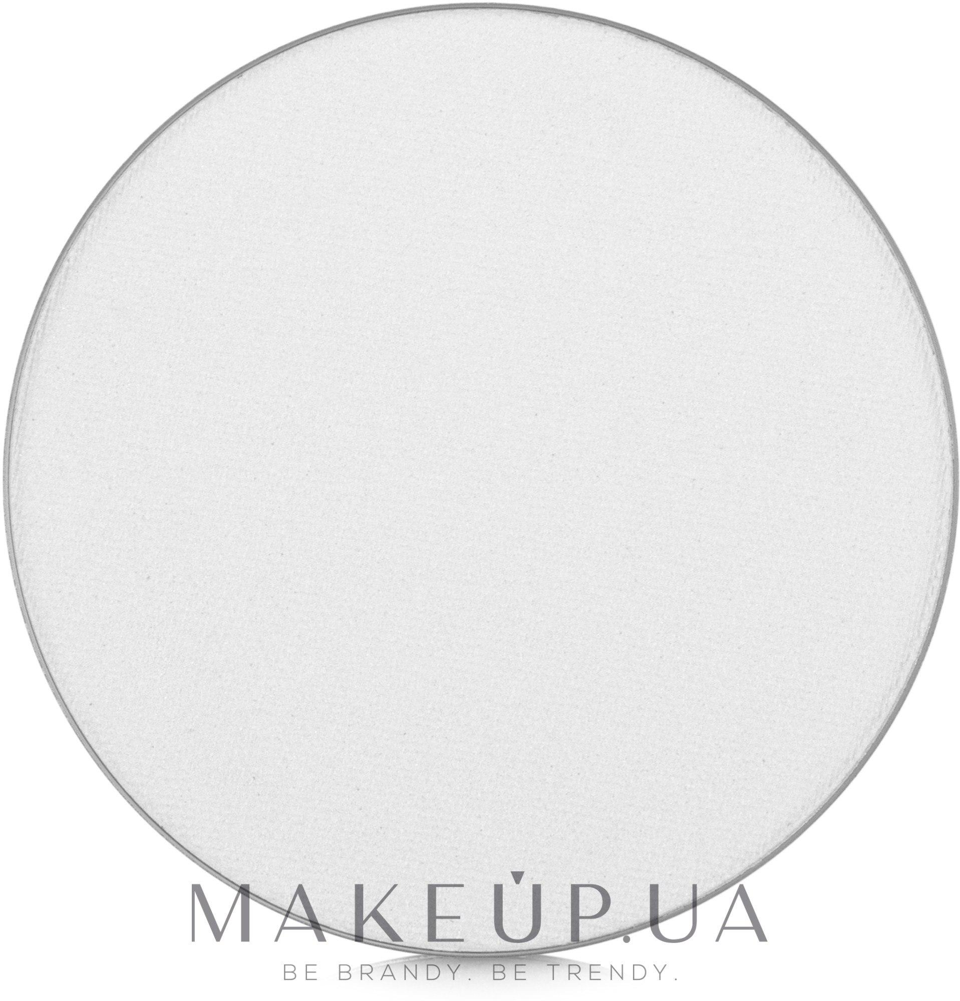 Тени компактные наборные-пазл - Cinecitta Make Up Film — фото 01 - Белый матовый