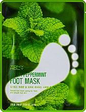 Духи, Парфюмерия, косметика Маска для ног - Tony Moly Fresh Peppermint Foot Mask