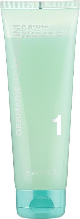 Гель очищающий для лица - Germaine de Capuccini PurExpert Extra-Comfort Cleansing Gel