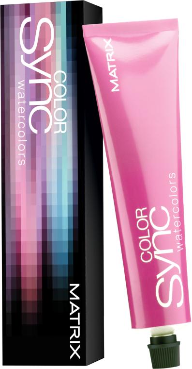 Краска для волос - Matrix Color Sync Watercolors