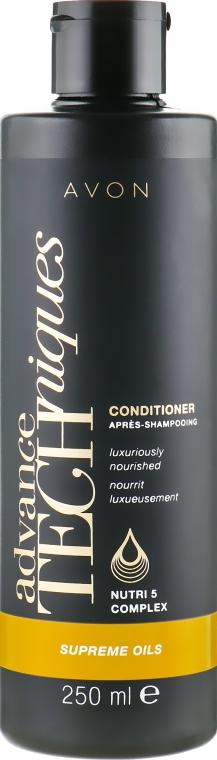 "Бальзам-ополаскиватель ""Драгоценные масла"" - Avon Advance Techniques Nutri 5 Conditioner"