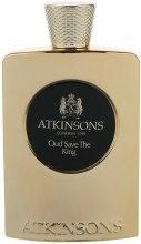 Духи, Парфюмерия, косметика Atkinsons Oud Save The King - Парфюмированная вода (тестер с крышечкой)