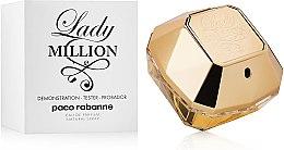 Paco Rabanne Lady Million - Парфюмированная вода (тестер) — фото N2