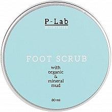Духи, Парфюмерия, косметика Минеральный скраб для ног - Pelovit-R P-Lab Mineralize Foot Scrub