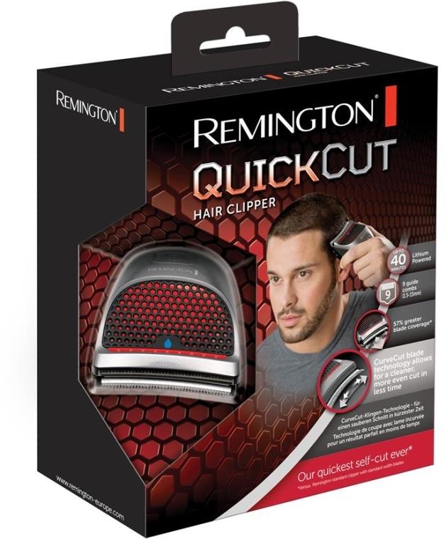 Машинка для стрижки - Remington HC4250 QuickCut Hair Clipper