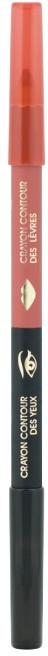 Vivienne Sabo Cabaret Le Chat Noir - Двусторонний карандаш для глаз и губ: купить по лучшей цене в Украине | Makeup.ua