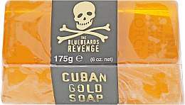 Духи, Парфюмерия, косметика Мыло для тела - The Bluebeards Revenge Cuban Gold Soap