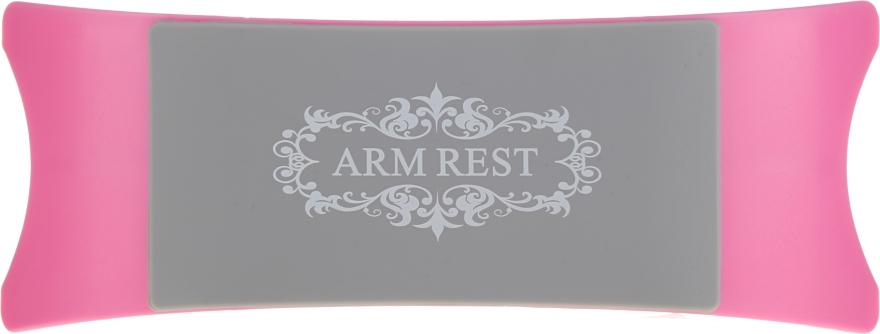 Подставка для рук, розовая - Elisium