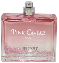 Духи, Парфюмерия, косметика Axis Pink Caviar - Туалетная вода (тестер без крышечки)