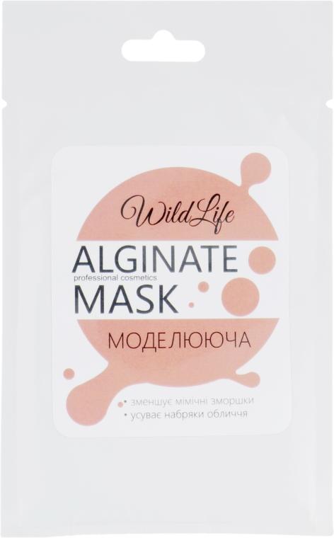 """Альгинатная маска """"Моделирующая"""" - WildLife"""