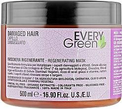 Духи, Парфюмерия, косметика Маска восстанавливающая - Dikson Every Green Damaged Hair Mask