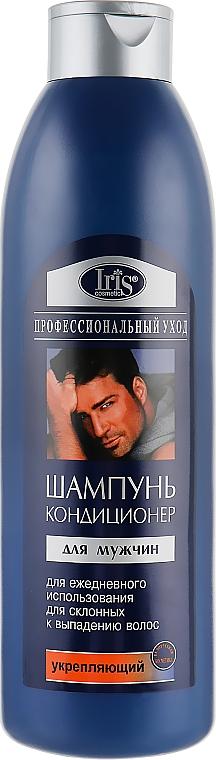 "Шампунь-кондиционер для мужчин ""Укрепляющий"" - Iris Cosmetic"