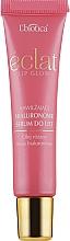 Духи, Парфюмерия, косметика Увлажняющая сыворотка для губ с розовым маслом - L'biotica Eclat Lip Glow Moisturizing Lip Serum With Rose Oil