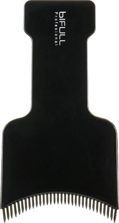 Шпатель для окрашивания маленький, черный - Perfect Beauty Black Small Treaking Shovel