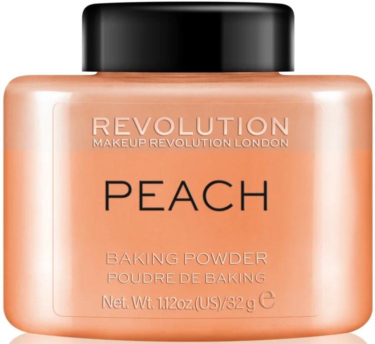 Рассыпчатая пудра - Makeup Revolution Baking Powder