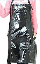 Духи, Парфюмерия, косметика Фартук парикмахерский 13126, черный - DNA Black Apron