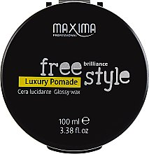 Духи, Парфюмерия, косметика Помада для блеска волос - Maxima Free Style Sheen Pomade