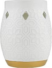Духи, Парфюмерия, косметика Аромалампа - Yankee Candle Wax Burner Addison Patterned Ceramic
