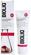 Духи, Парфюмерия, косметика Крем противодействующий процессам старения для сухой кожи - Bioliq 35+ Face Cream