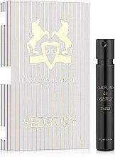 Духи, Парфюмерия, косметика Parfums de Marly Sedbury - Парфюмированная вода (пробник)
