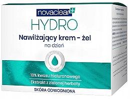 Духи, Парфюмерия, косметика Дневной увлажняющий крем-гель для лица - Novaclear Hydro Day Cream
