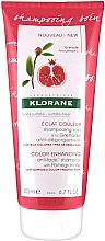 Духи, Парфюмерия, косметика Шампунь для волос - Klorane Color Enhancing Anti-Fade Shampoo With Pomegranate