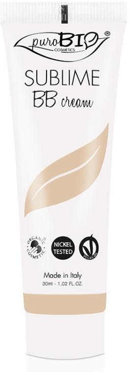 BB-крем - PuroBio Cosmetics Sublime BB Cream