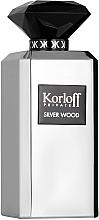 Духи, Парфюмерия, косметика Korloff Paris Silver Wood - Парфюмированная вода
