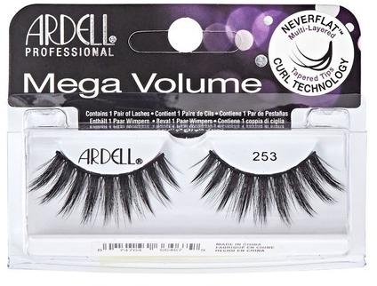 Накладные ресницы - Ardell Mega Volume 253 Black