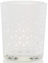 Духи, Парфюмерия, косметика Подсвечник для вотивной свечи - Yankee Candle Belmont Sandblast Glass Votive Holder