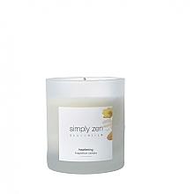 Духи, Парфюмерия, косметика Ароматическая свеча - Z. One Concept Simply Zen Scented Candle Simply Zen Sensorials Heartening