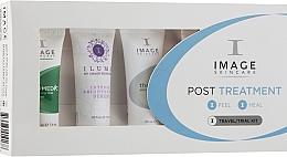 Духи, Парфюмерия, косметика Набор - Image Skincare I Trial Post-Treatment Kit (f/mask/7.4ml + cleanser/7.4ml + f/cr/7.4ml + f/cr/7.4ml + ser/7.4ml)